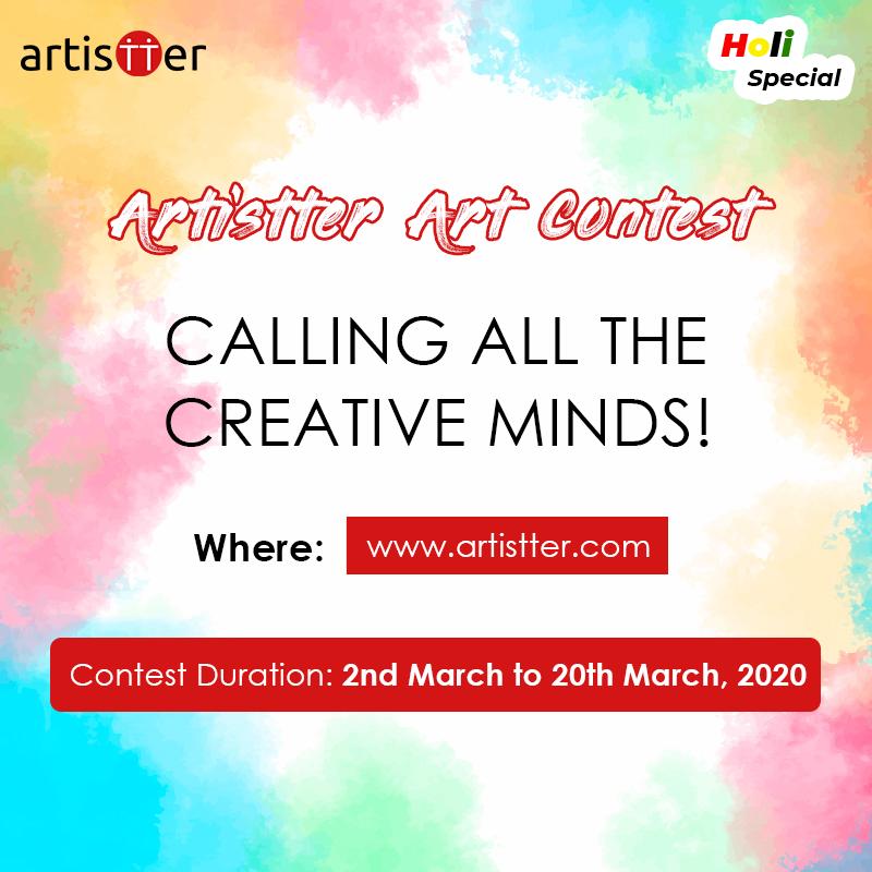 Artistter Art Contest