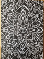 Mandala, Zentangle and Doodles