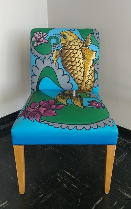 Koi chair