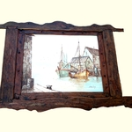 Unique Paintings And Their Frames