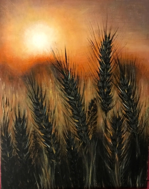 The harvest time