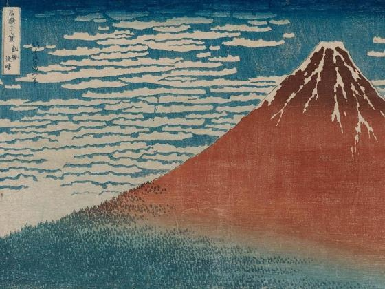 Japanese print making: how woodblock printing changed art